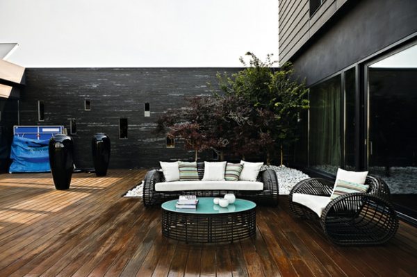 garten und balkon lounge m bel 29 fotos. Black Bedroom Furniture Sets. Home Design Ideas