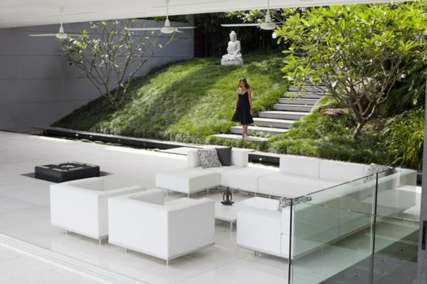 balkon-lounge-möbel-in-weißen-farbschemen