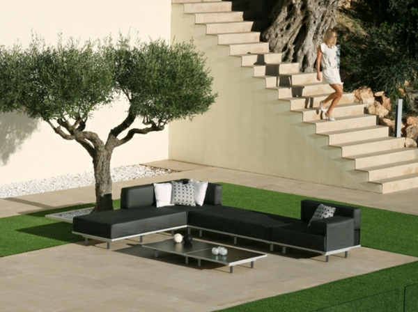Garten und balkon lounge m bel 29 fotos - Lounge mobel kleiner balkon ...