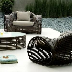 Garten und Balkon Lounge Möbel - 29 Fotos!