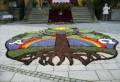 55 Modelle vom Blumenteppich für Fronleichnam!