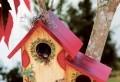 Ein Vogel Futterhaus bauen- schöne Vorschläge 1. Teil