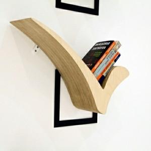 Modernes Bücherregal Design - 34 neue Vorschläge!