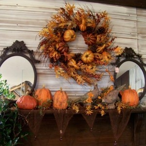 Herbstliche Dekoration - neue schöne Vorschläge!