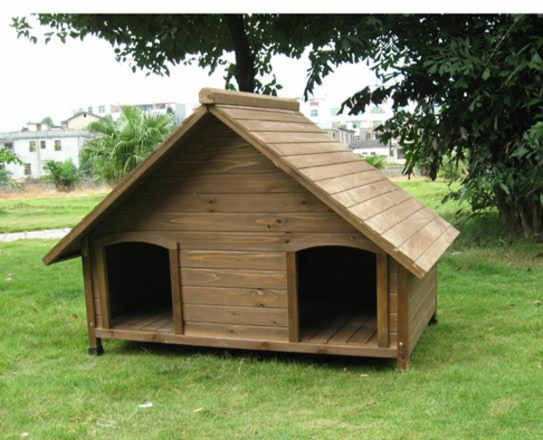 Large Dog Kennel Plans