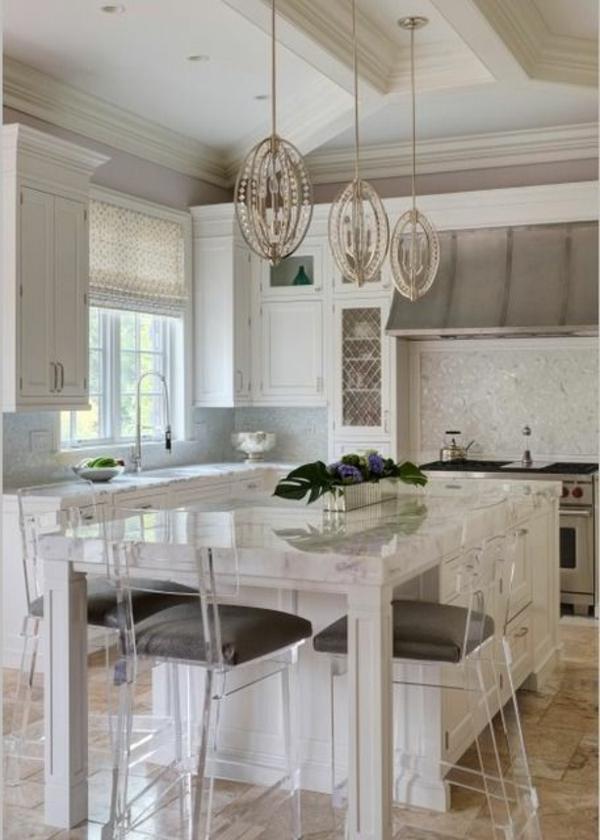 U küchen mit bar  Küchenbar - 50 fantastische Vorschläge! - Archzine.net