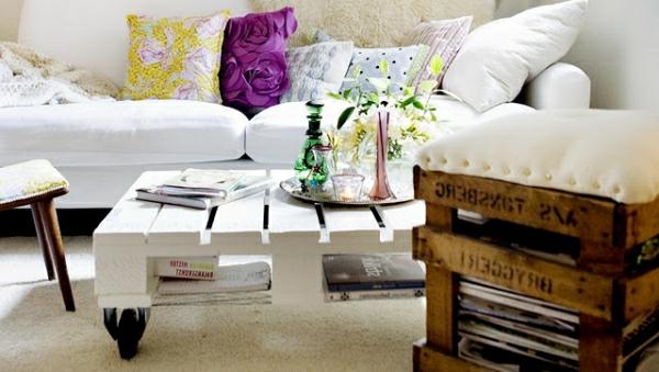 couchtisch auf rollen 41 coole designs. Black Bedroom Furniture Sets. Home Design Ideas