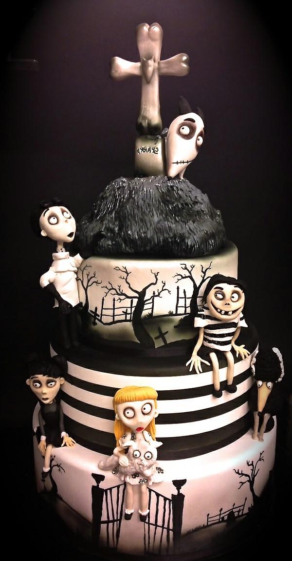 eine-sehr-interessante-idee-für-halloween-torten