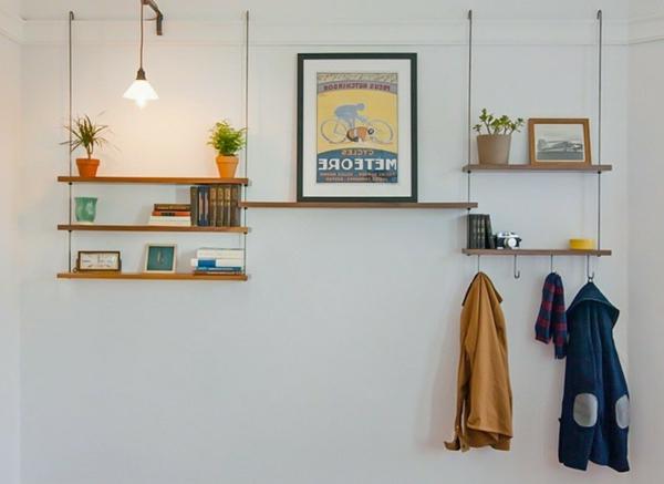 Diy Kleiderstange kleiderstange für wand 24 originelle modelle archzine
