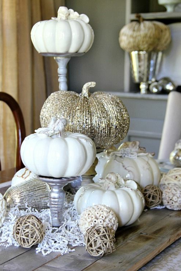 Herbstliche Dekoration  neue schöne Vorschläge