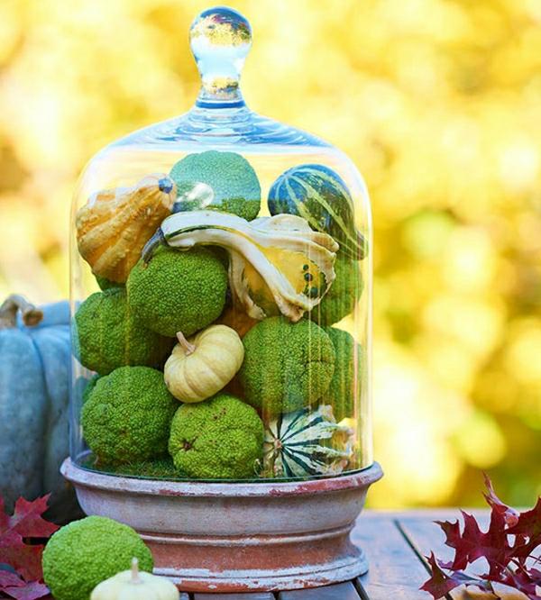 Herbstliche Dekoration  neue schöne Vorschläg
