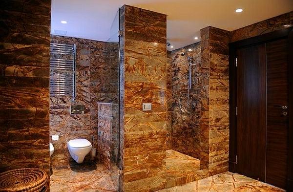 Geflieste Dusche 25 wunderschöne Bilder