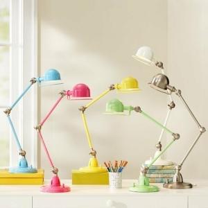 Schreibtischlampe für Kinder - coole Ideen!