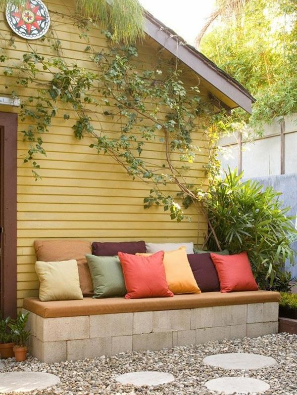 Gartenbank Designs - 25 interessante Bilder! - Archzine.net
