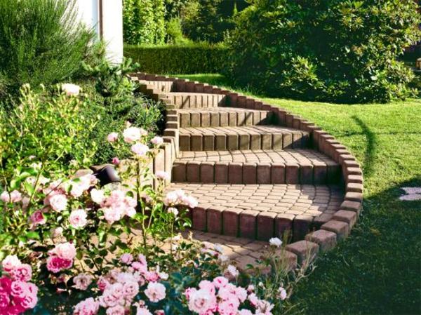 Gartentreppe   33 tolle gestaltungsideen!   archzine.net