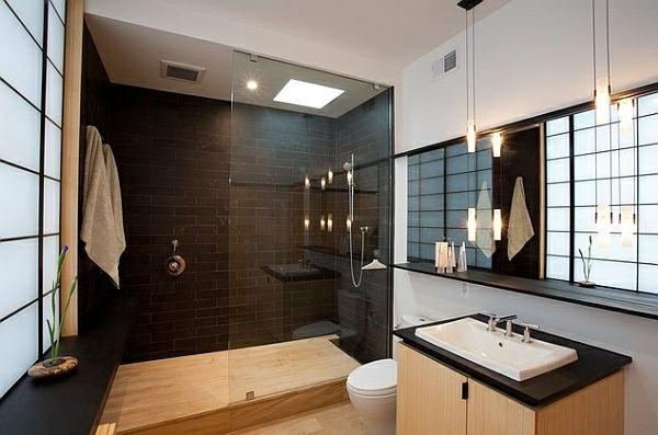 geflieste dusche - 25 wunderschöne bilder! - archzine, Modern Dekoo