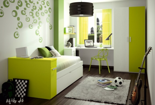 moderne und funktionelle kinderzimmerm bel. Black Bedroom Furniture Sets. Home Design Ideas