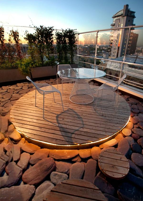 geschmackvolle-Exterior-Design-Idee-Dachterrasse-kreative-Gestaltung