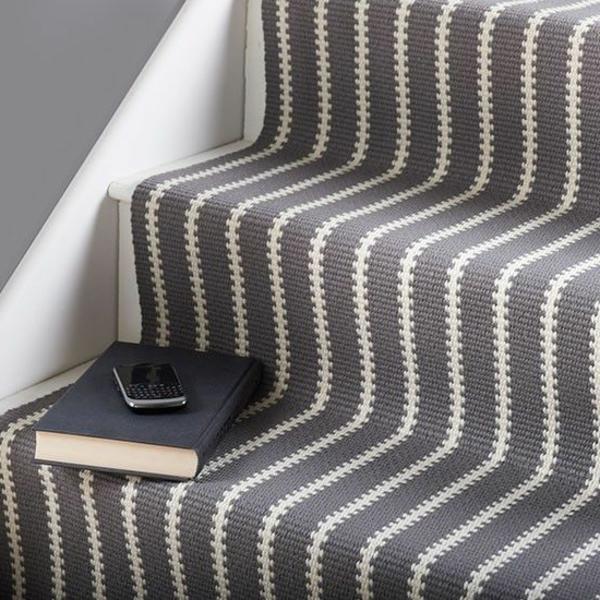 Teppich für Treppen - fantastische Vorschläge! - Archzine.net