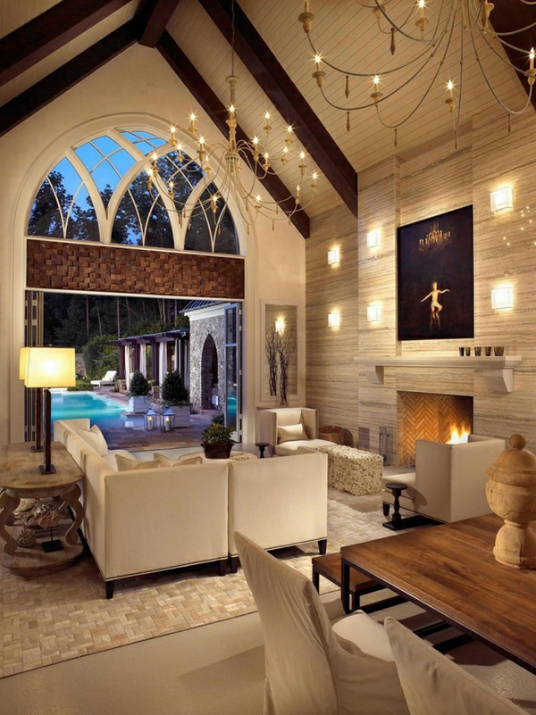 Extravagant Living Room Decor