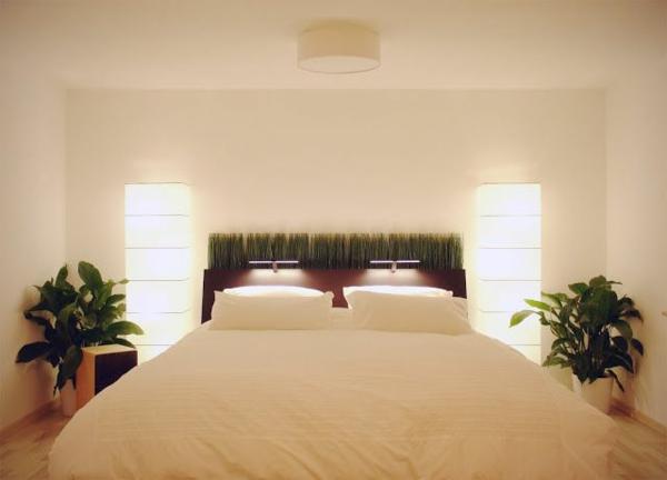 Indirekte Beleuchtung im Schlafzimmer - schöne Ideen! - Archzine.net