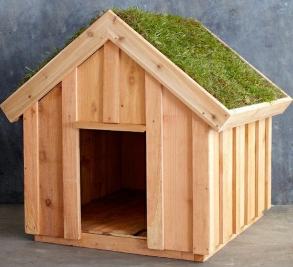 hundeh tte selber bauen super ideen. Black Bedroom Furniture Sets. Home Design Ideas