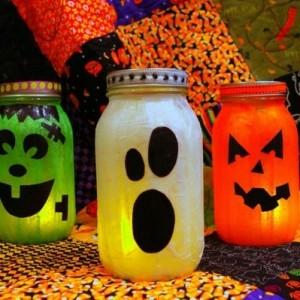 25 verblüffende Halloween Deko Ideen!
