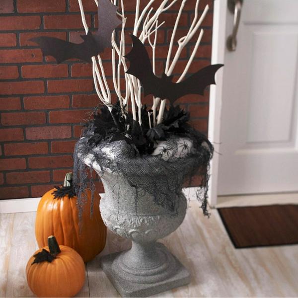 deko ideen halloween. Black Bedroom Furniture Sets. Home Design Ideas