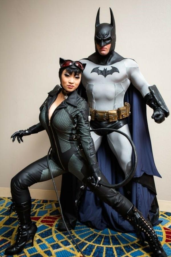 halloween-kostüme-für-paare - batman