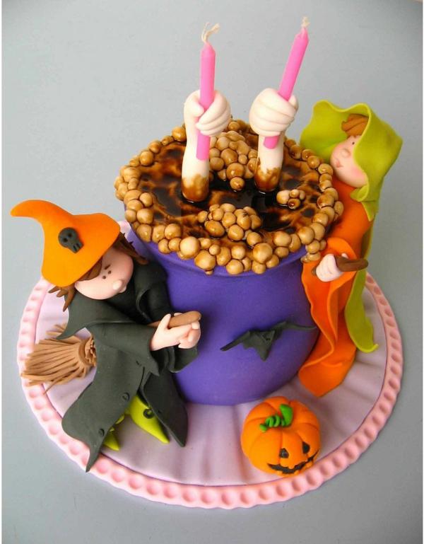 halloween-torten-interessante-idee