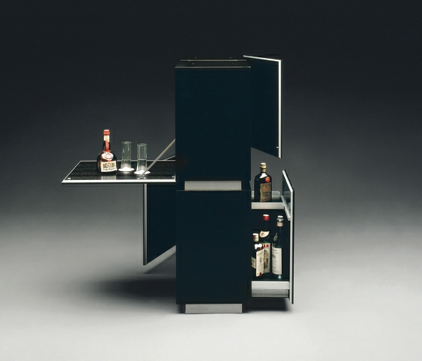moderne hausbar m bel 33 prima designs. Black Bedroom Furniture Sets. Home Design Ideas