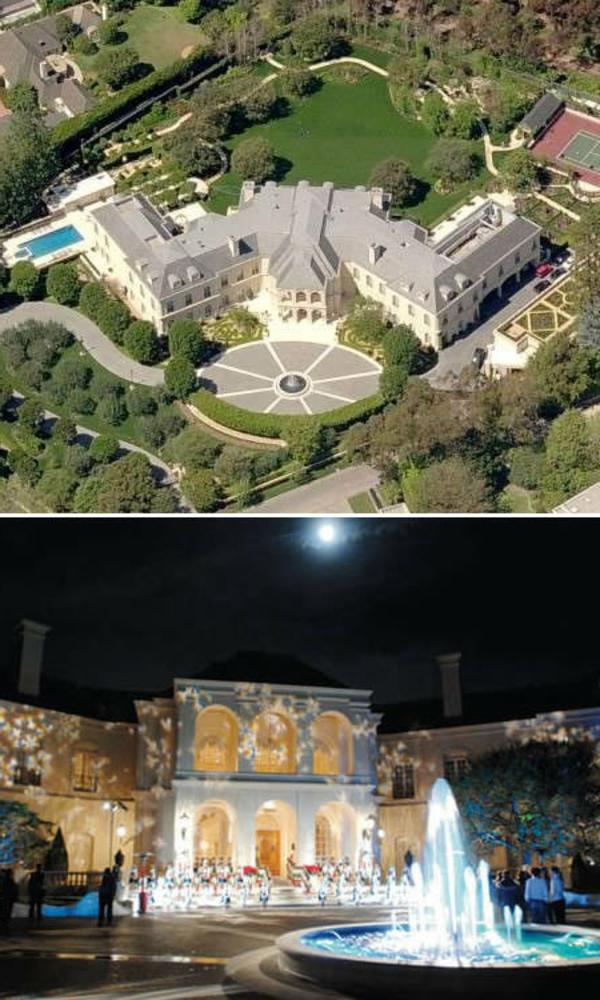 haussuche-super-häuser-Los-Angeles - zwei Fotos