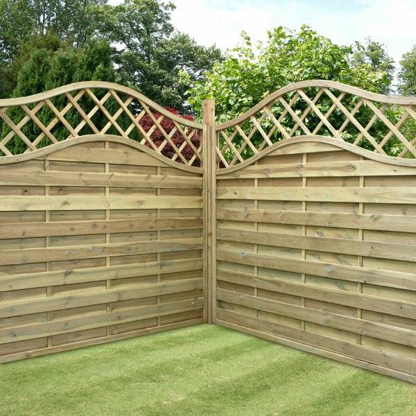 Gartenzaun Aus Holz Tolle Ideen Archzine Net