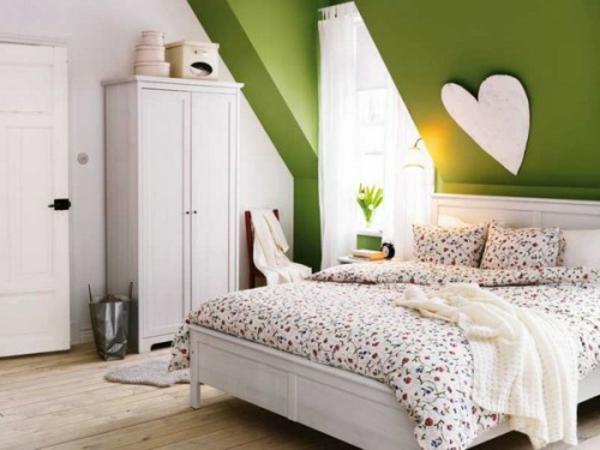 Schön Schlafzimmer Grüne Wand # Goetics.com U003e Inspiration Design Raum Und Möbel  Für Ihre Wohnkultur
