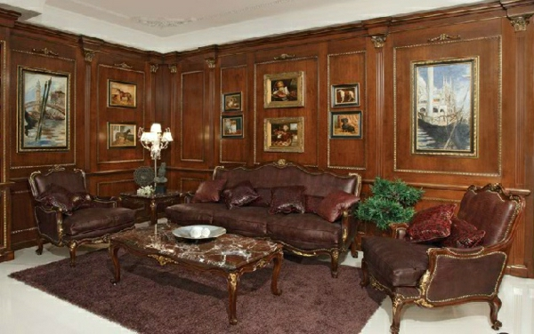 italienische-designermöbel-von-Angelo Cappellini-elegantes-schickes-wohnzimmer-mit-ledermöbeln