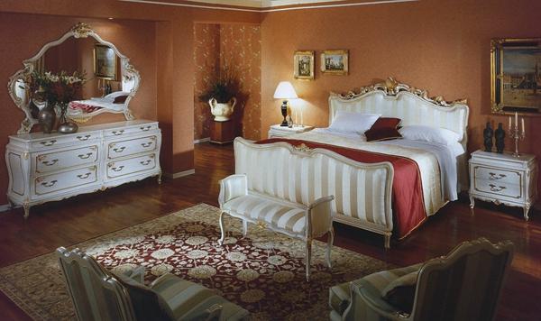 Italienische  Designermöbel Von Angelo Cappellini Gemütliches Schlafzimmer
