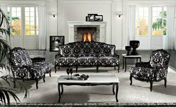 italienische-designermöbel-von-Angelo Cappellini-luxuriöses-wohnzimmer