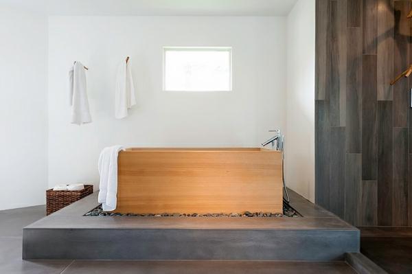 Japanische Badewanne japanische badewanne 25 originelle designs archzine