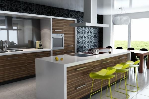 moderne-küchen-bar-design-idee