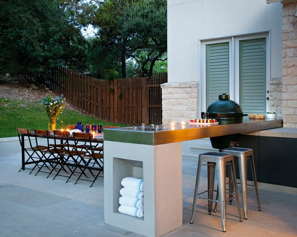 küchenarbeitsplatte-außenbereich-garten-outdoor-küche