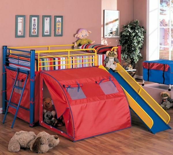 27 märchenhafte Kinderbetten!