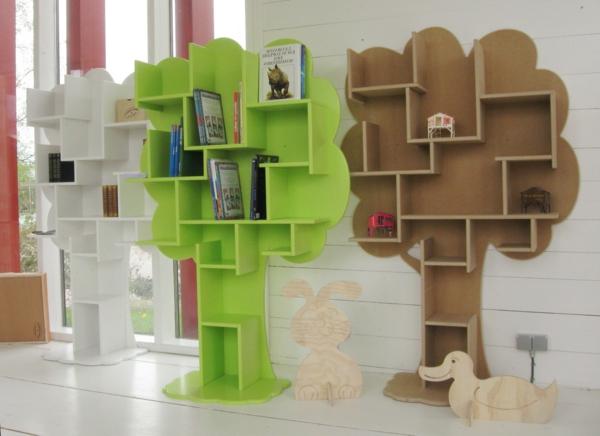 Kinder - Bücherregal - 27 super schöne Modelle! - Archzine.net