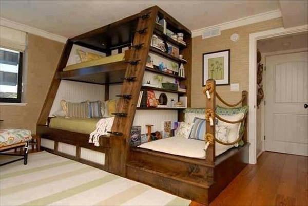 Jetzt zeigen wir Ihnen weitere verblüffende Ideen für Kinderzimmer