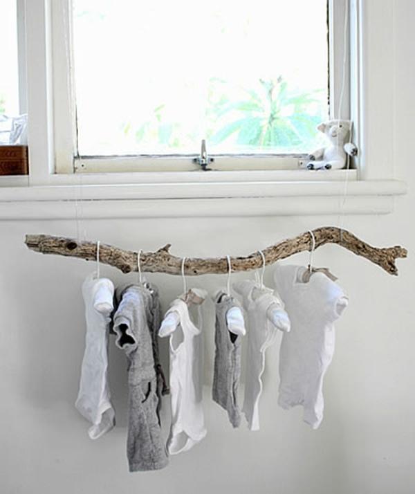 kleiderstange-für-wand-kreative-idee