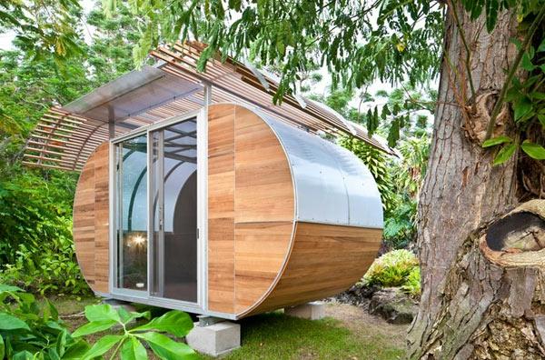 kleines haus bauen 34 interessante designs. Black Bedroom Furniture Sets. Home Design Ideas