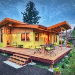 Kleines Haus bauen - 34 interessante Designs