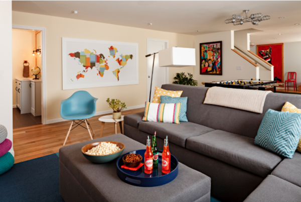 kreative einrichtungsideen f r ihren keller. Black Bedroom Furniture Sets. Home Design Ideas