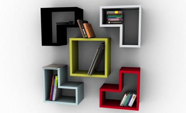 kreative-moderne-Regale-für-Bucher-Idee