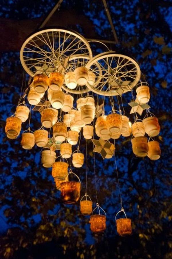 Kronleuchter mit kerzen 29 verbl ffende modelle for Gartendeko kerzen