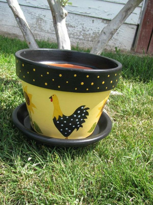 lustiger-Blumentopf-Ideen-Dekoration-für-den-Garten